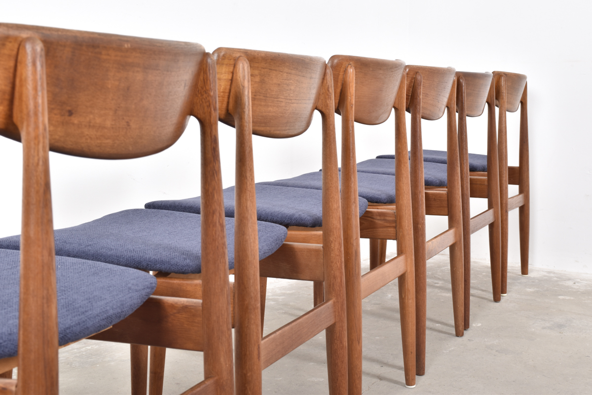 Dining chairs - • NOME FURNITURE
