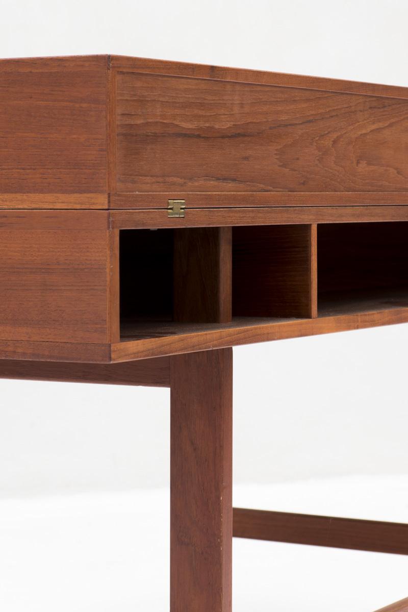Vintage Secretary Desk >> 'Flip-top' writing desk - • NOME FURNITURE