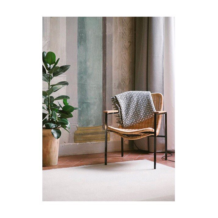 About 2 or 3 years ago I found a beautiful set of 4 armchairs designed by Dirk van Sliedregt. Quite a rare model so I wanted to keep at least two armchairs for myself. The other pair was bought by @martinodinapolirampolla for @_numeroventi_ and I'm still so happy and thankful they ended up there. Now that we're selling the set that I intended to keep for myself (they are up on the website now 👐🏻), I can only hope they end up as good as the other ones 🙏🏻🍀 – @_numeroventi_ combines an artist residency, coworking space, exhibition space and apartments. It's the brainchild of @martinodinapolirampolla and Alessandro Modestino Ricciardelli, who enlisted @openhousemagazine editor Andrew Trotter (@andrewopenhouse) to design the interiors – a blend of Renaissance splendour and Scandinavian minimalism.