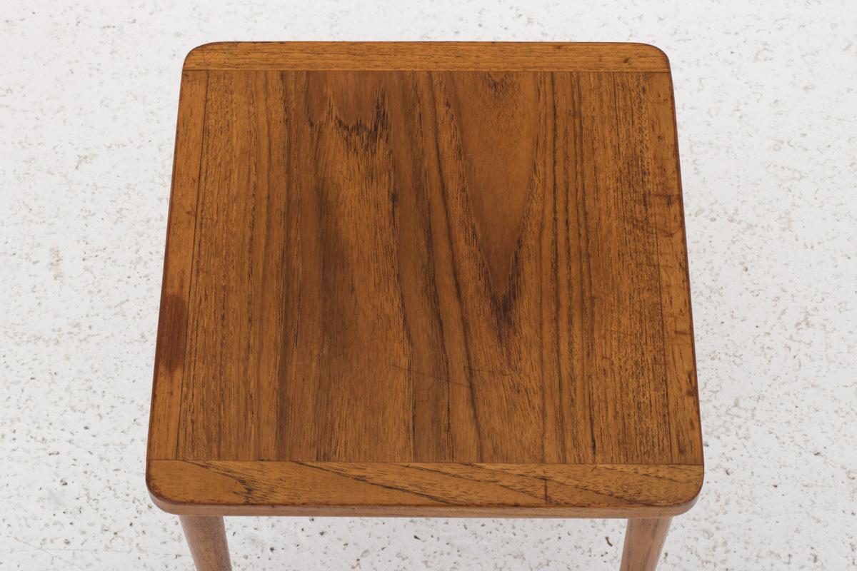 3 Vintage Bijzettafeltjes.Mimi Set Nome Furniture